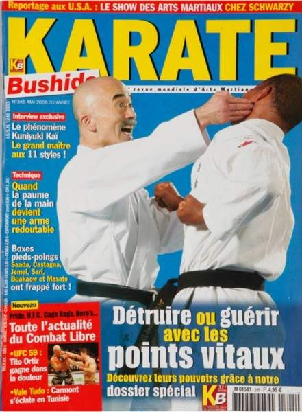 05/06 Karate Bushido (French)
