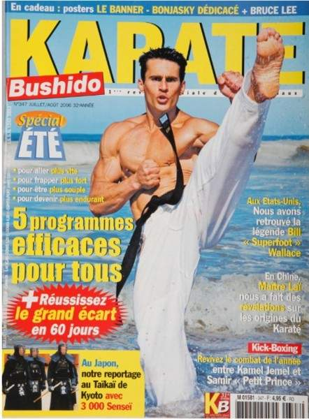 07/06 Karate Bushido (French)