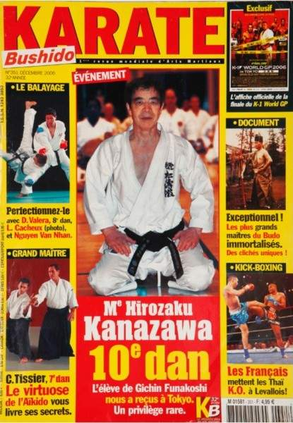 12/06 Karate Bushido (French)