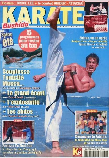 07/07 Karate Bushido (French)
