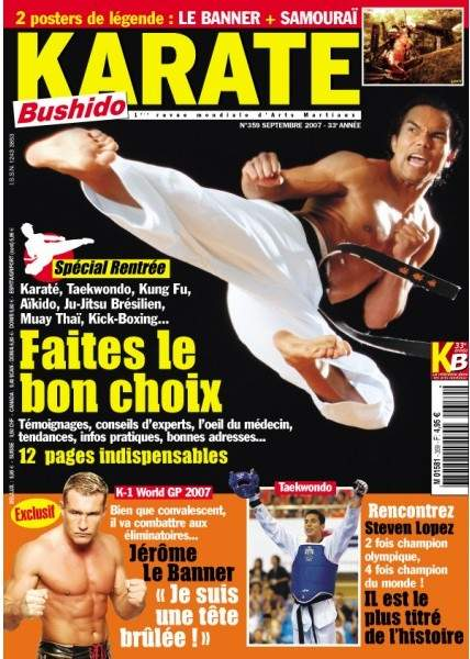 09/07 Karate Bushido (French)