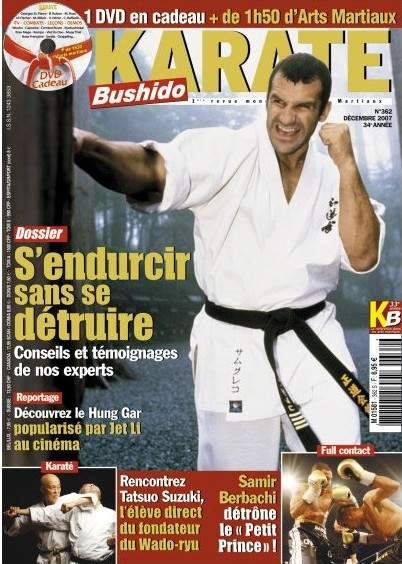 12/07 Karate Bushido (French)