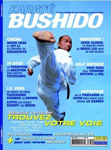 09/08 Karate Bushido (French)