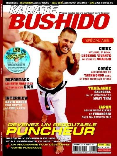 10/08 Karate Bushido (French)