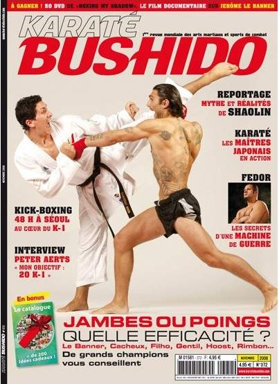 11/08 Karate Bushido (French)