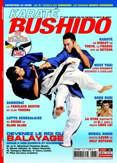 12/08 Karate Bushido (French)