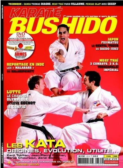 02/09 Karate Bushido (French)