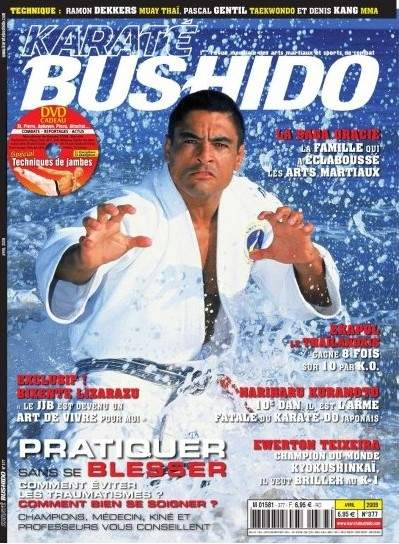 04/09 Karate Bushido (French)