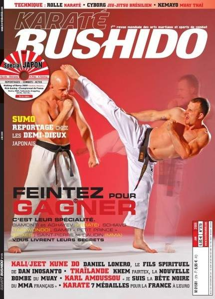 06/09 Karate Bushido (French)