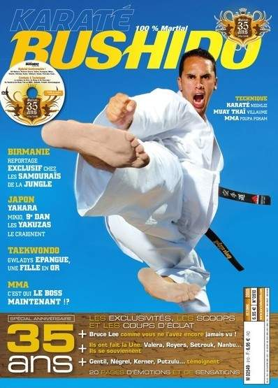 10/09 Karate Bushido (French)