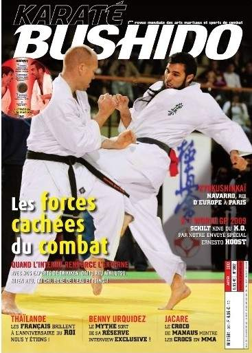 01/10 Karate Bushido (French)