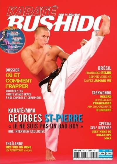 06/10 Karate Bushido (French)