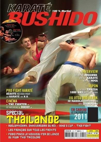 01/11 Karate Bushido (French)