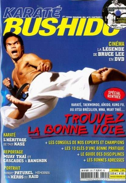 09/11 Karate Bushido (French)