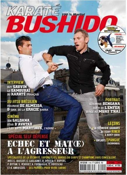 10/11 Karate Bushido (French)