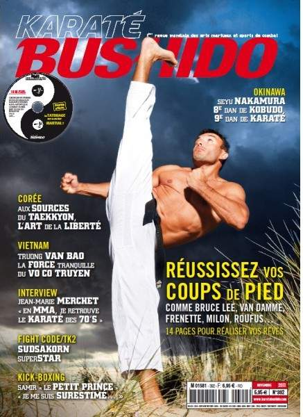 11/11 Karate Bushido (French)