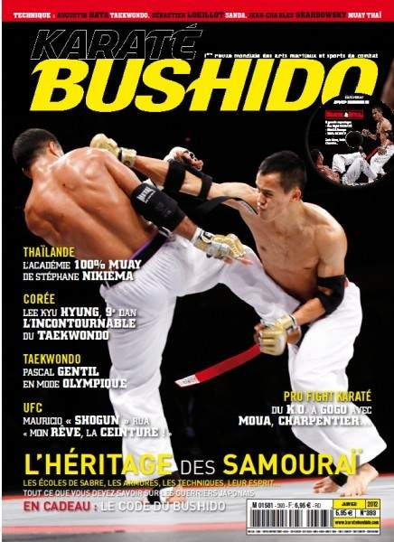 01/12 Karate Bushido (French)