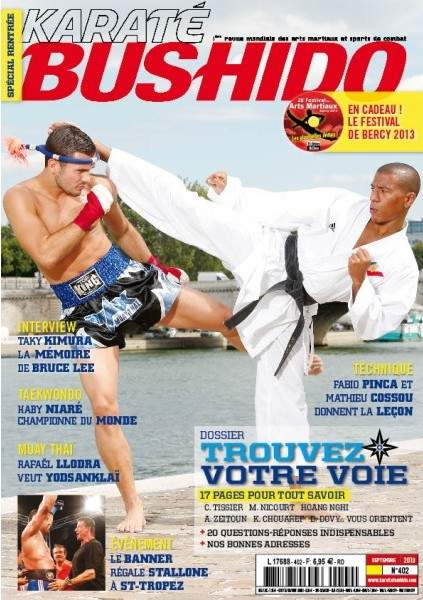 09/13 Karate Bushido (French)