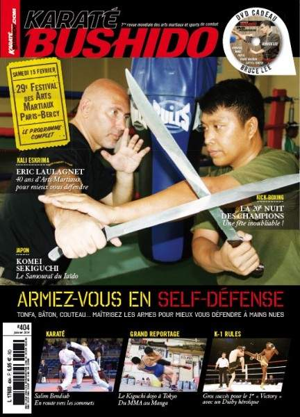 01/14 Karate Bushido (French)