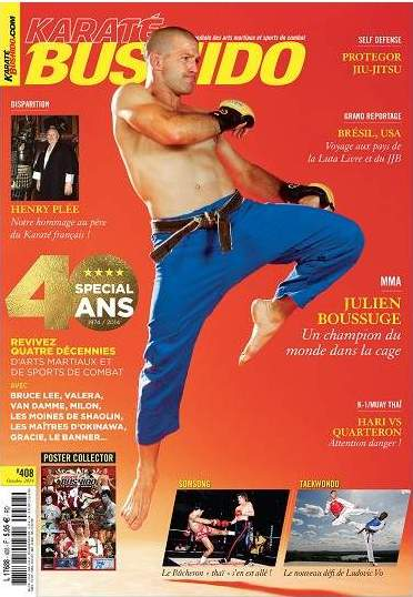 10/14 Karate Bushido (French)