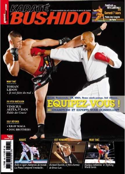12/14 Karate Bushido (French)