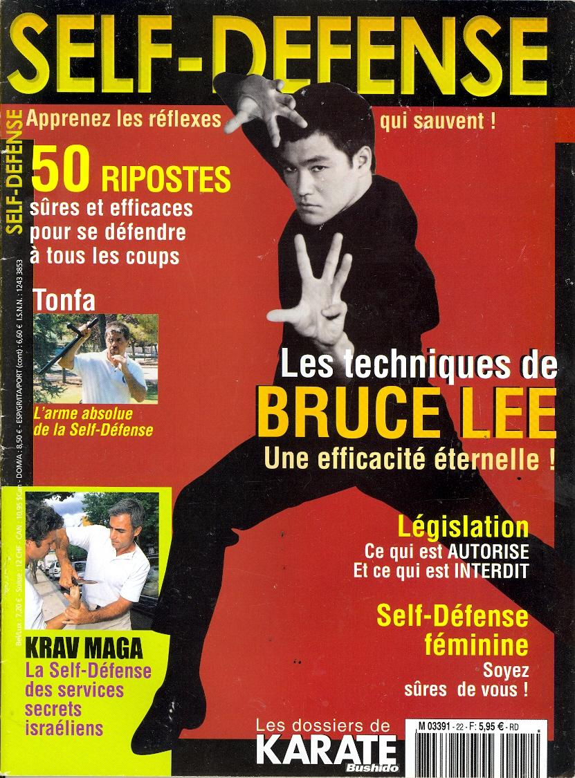 2003 Self-Defense Karate Bushido (French)