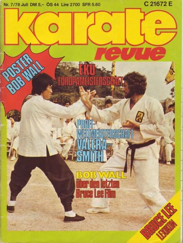 1978 Karate Revue (German)