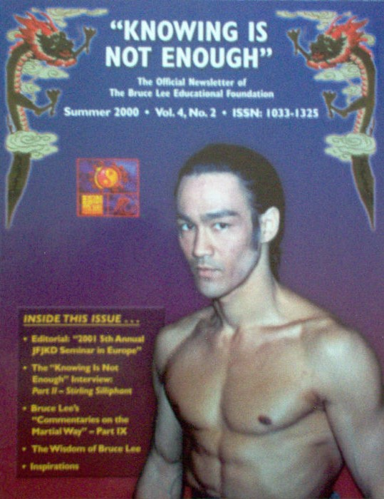Summer 2000 Knowing is Not Enough Newsletter