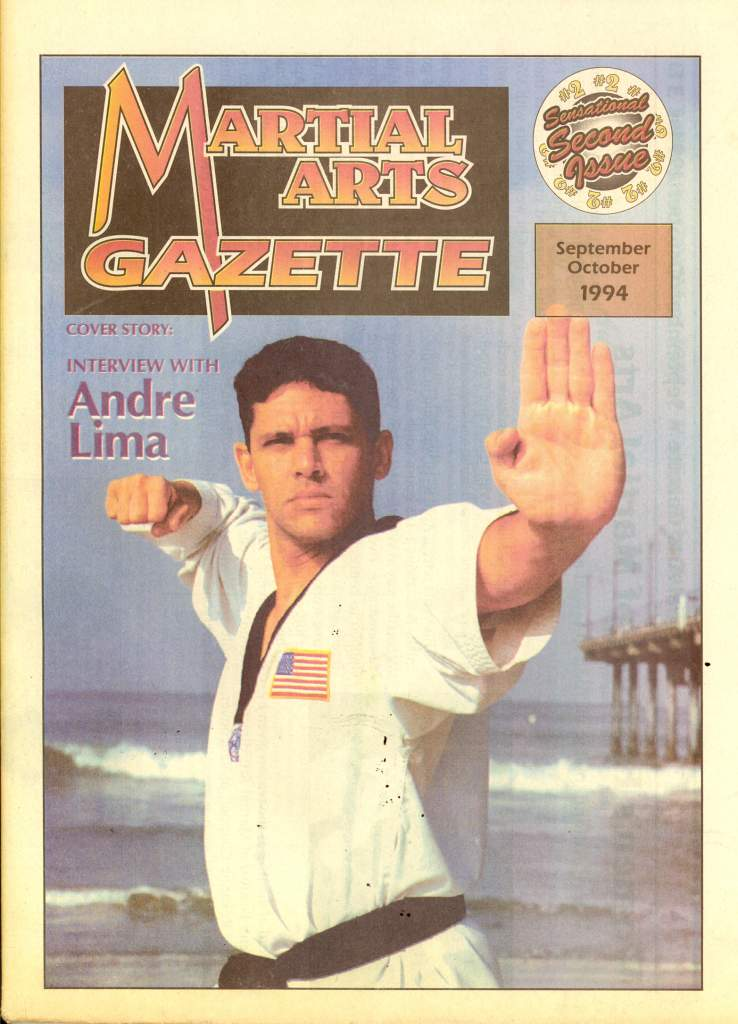 09/94 Martial Arts Gazette Newspaper