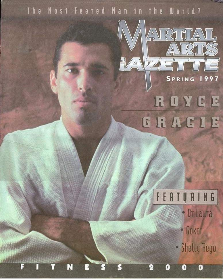 Spring 1997 Martial Arts Gazette Newspaper