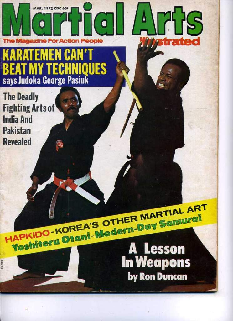 03/72 Martial Arts Illustrated
