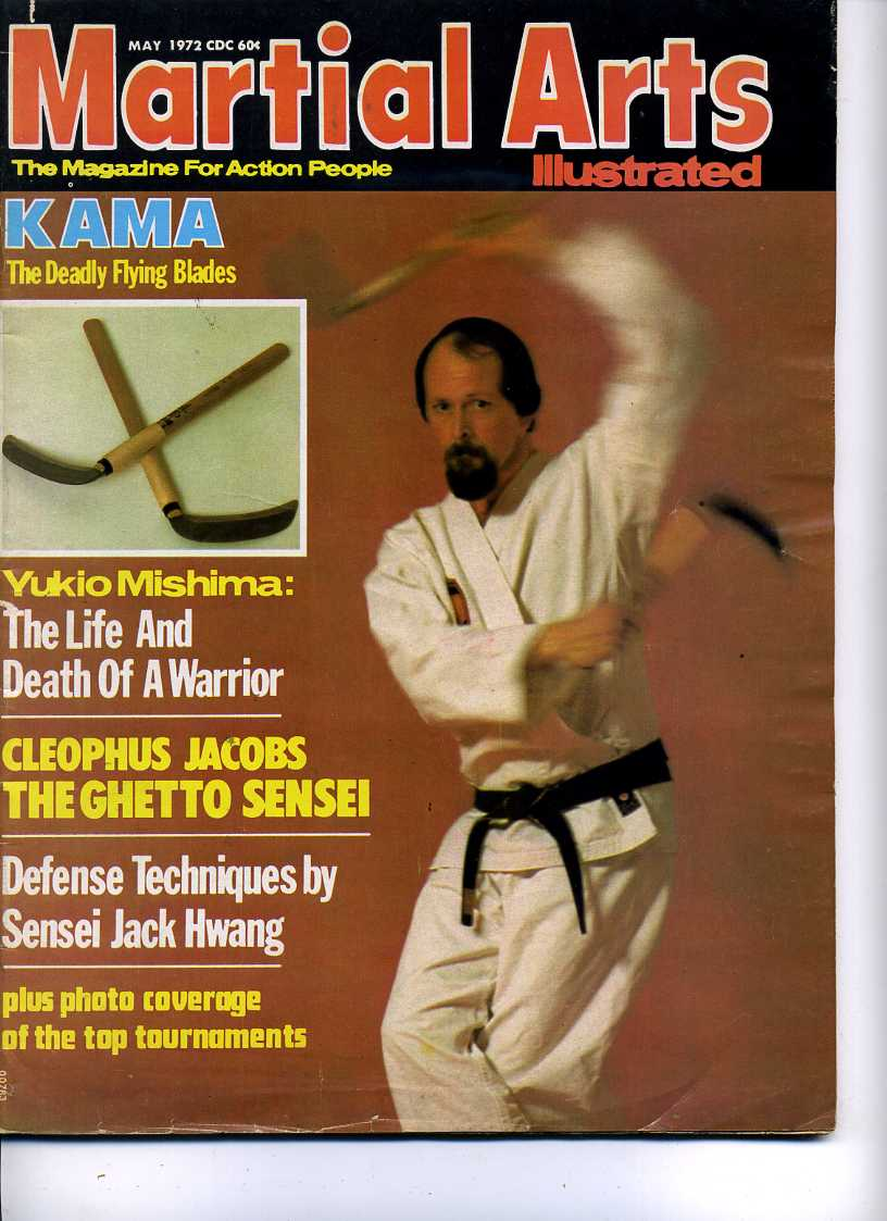 05/72 Martial Arts Illustrated