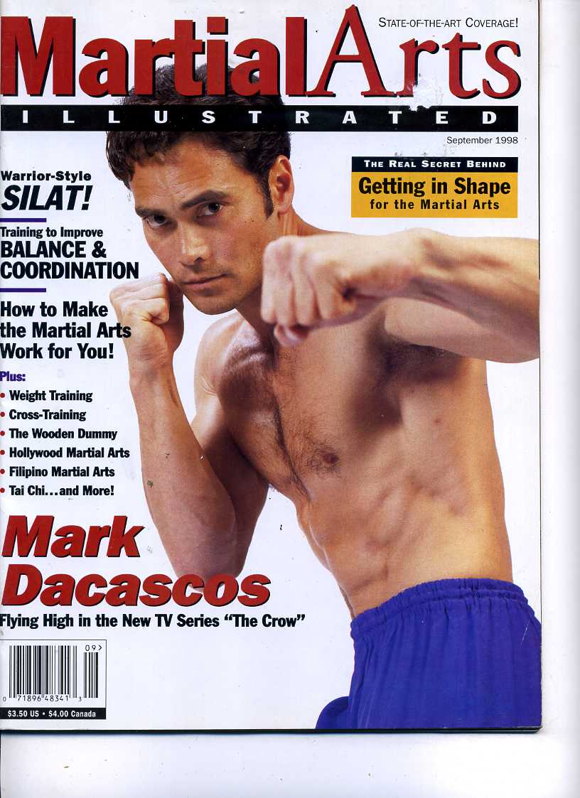 09/98 Martial Arts Illustrated