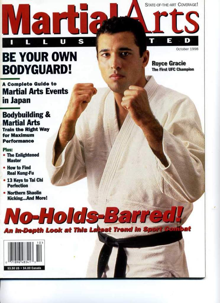 10/98 Martial Arts Illustrated