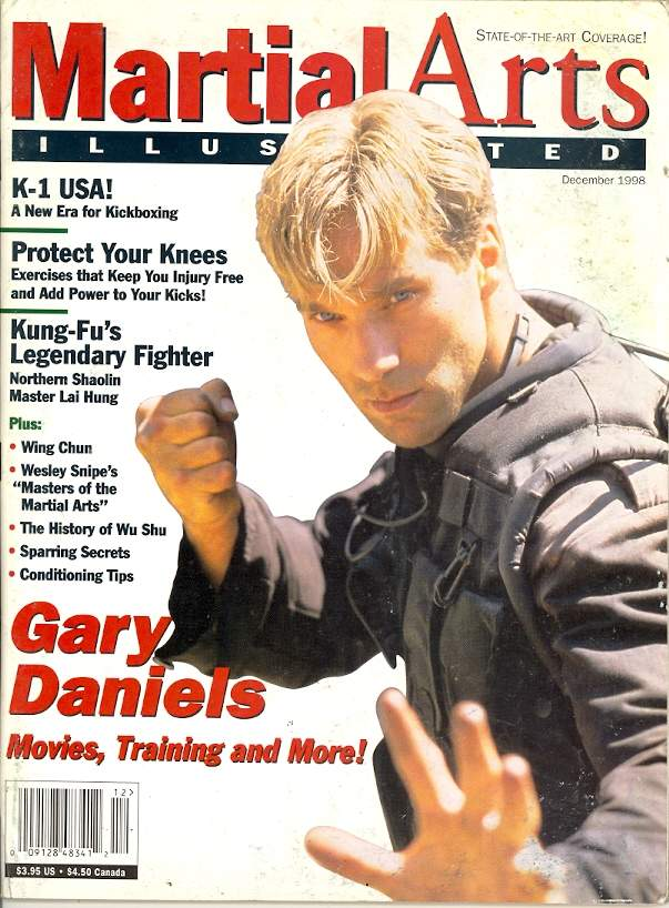 12/98 Martial Arts Illustrated