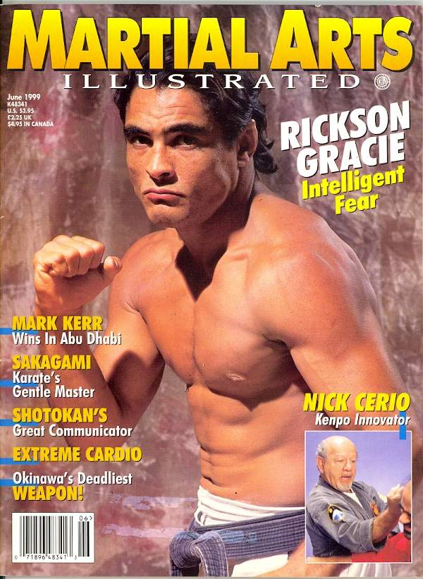 06/99 Martial Arts Illustrated