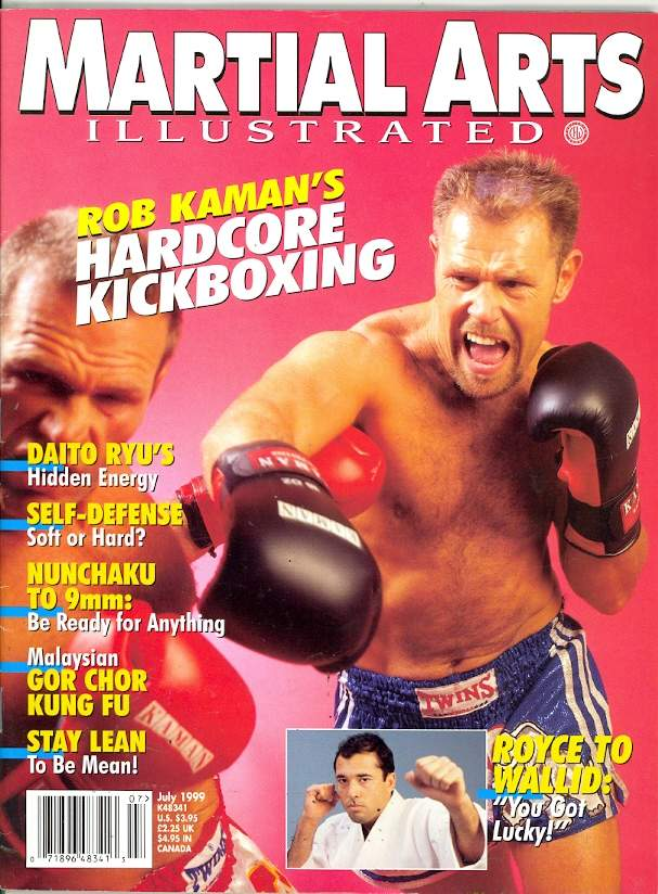 07/99 Martial Arts Illustrated