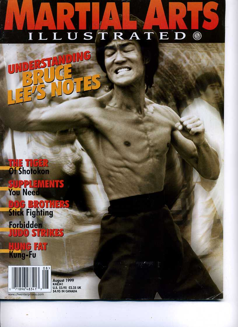 08/99 Martial Arts Illustrated