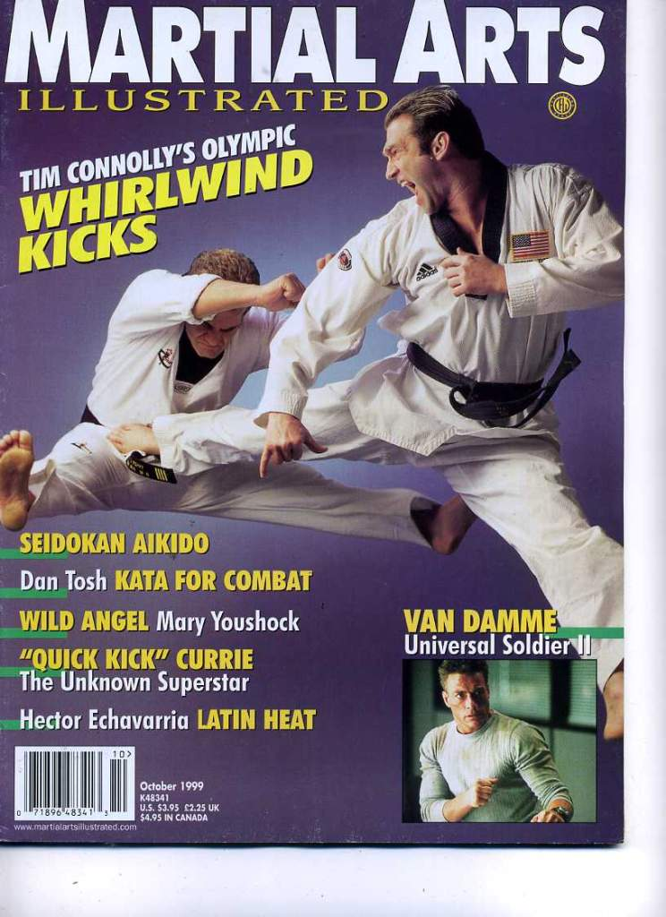 10/99 Martial Arts Illustrated