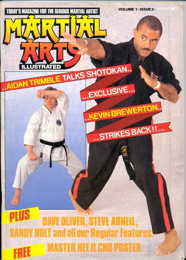 07/88 Martial Arts Illustrated (UK)
