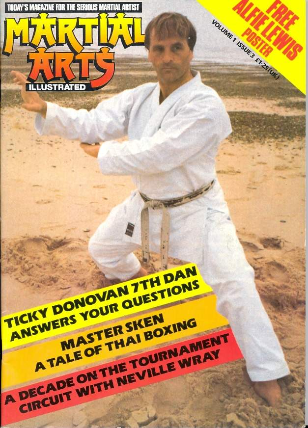 08/88 Martial Arts Illustrated (UK)