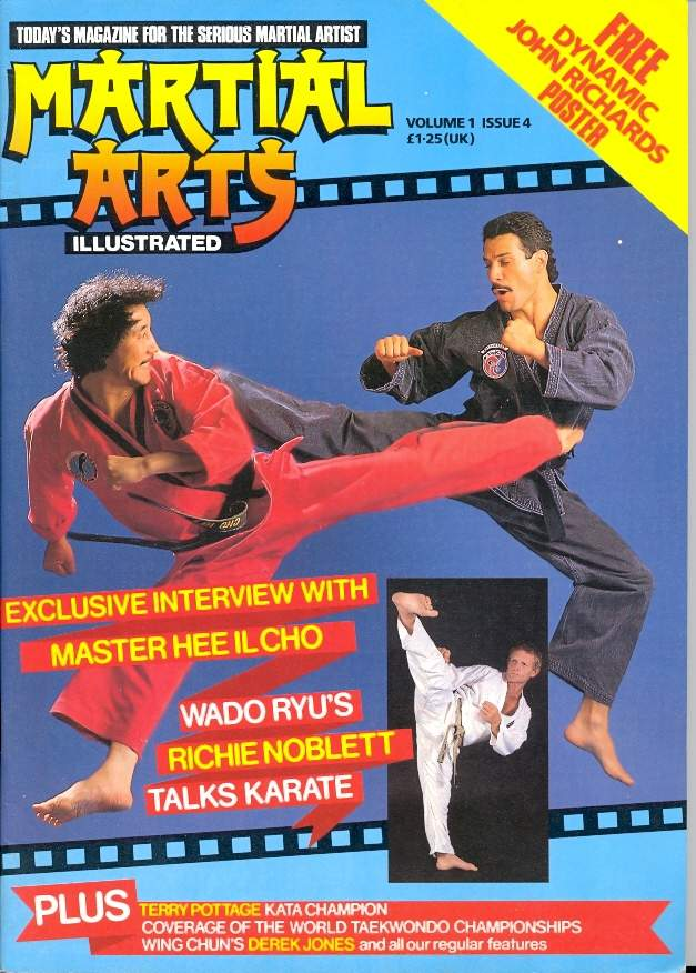 09/88 Martial Arts Illustrated (UK)
