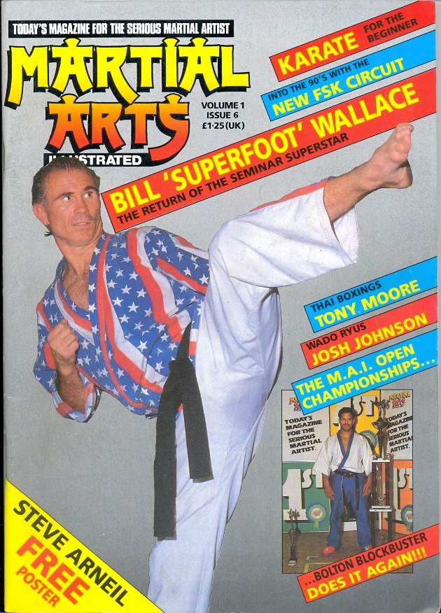 11/88 Martial Arts Illustrated (UK)
