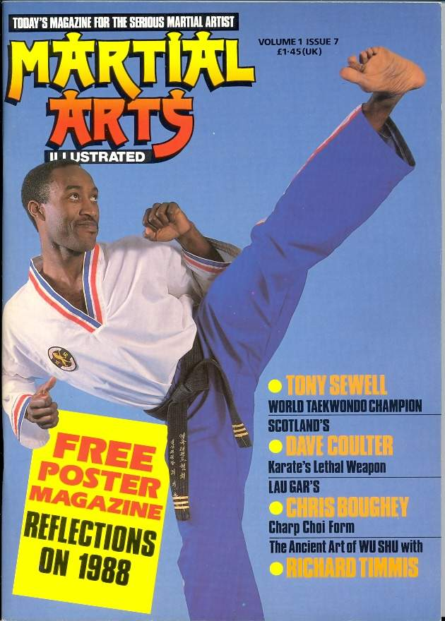 12/88 Martial Arts Illustrated (UK)