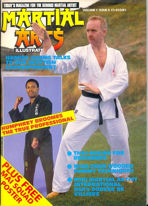 02/89 Martial Arts Illustrated (UK)