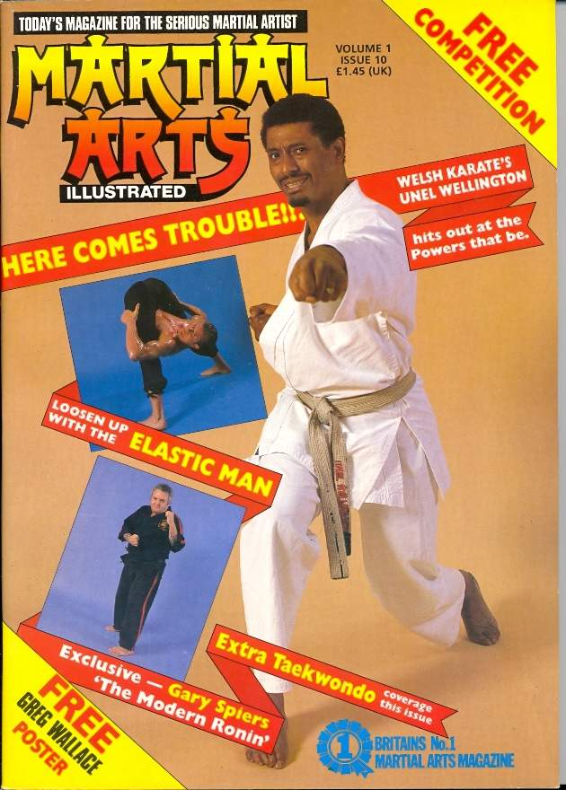 03/89 Martial Arts Illustrated (UK)