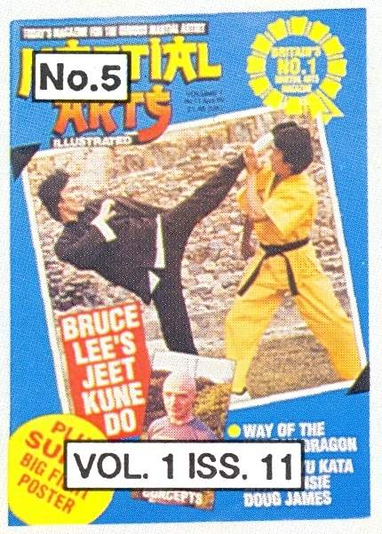 04/89 Martial Arts Illustrated (UK)