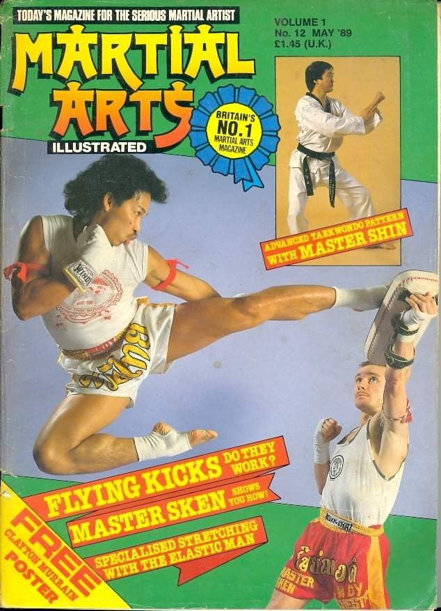 05/89 Martial Arts Illustrated (UK)