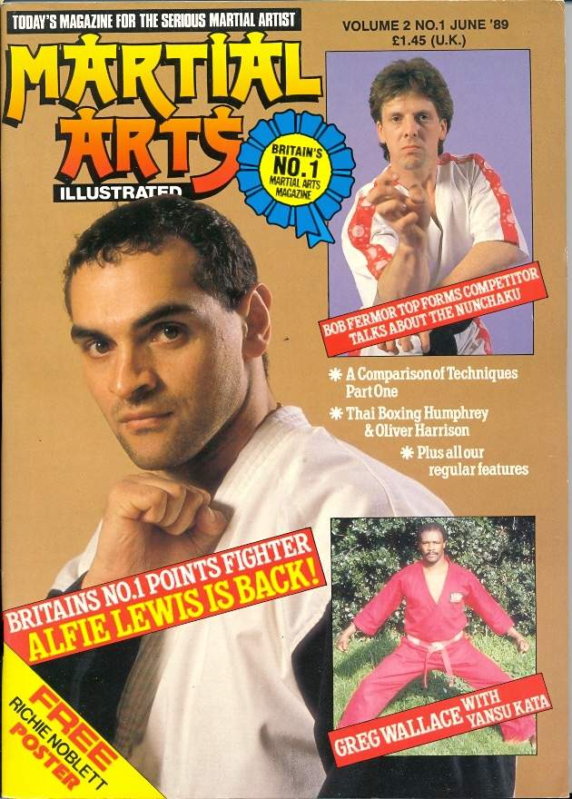 06/89 Martial Arts Illustrated (UK)