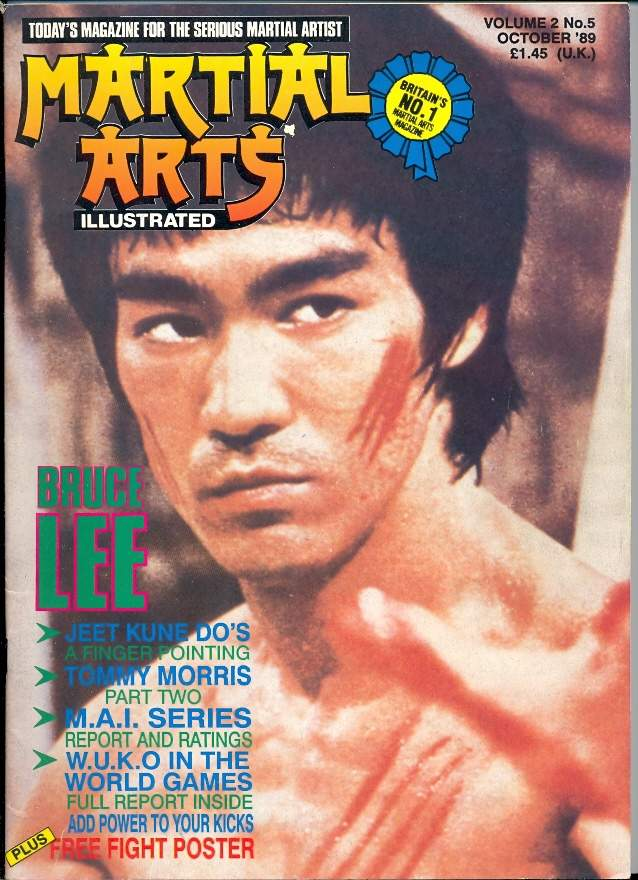10/89 Martial Arts Illustrated (UK)